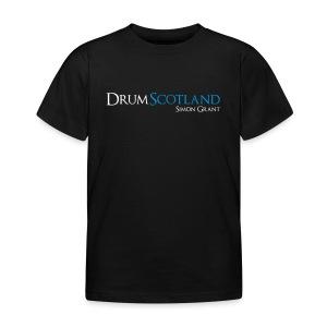 Drum Scotland - Official T-Shirt - Kidz - Kids' T-Shirt