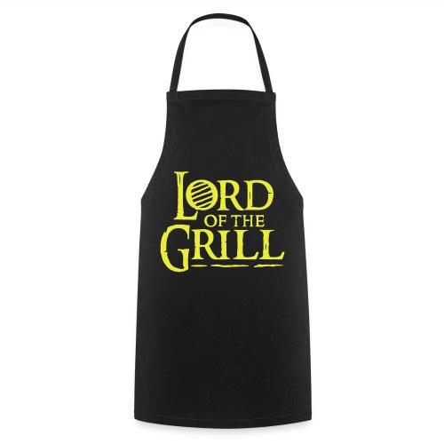 Lord of the Grill - Kochschürze
