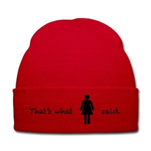 Bonnet d'hiver - anti-sexism,anti-sexisme,anti-sexist,anti-sexiste,cause des femmes,droits des femmes,feminism,feminist,femme,femmes,fille,filles,féminisme,féministe,girl power,sexism,sexisme,sexist,sexiste,stop sexism,woman,woman power,women,women power,women's rights