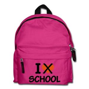 I hate school tas - Rugzak voor kinderen