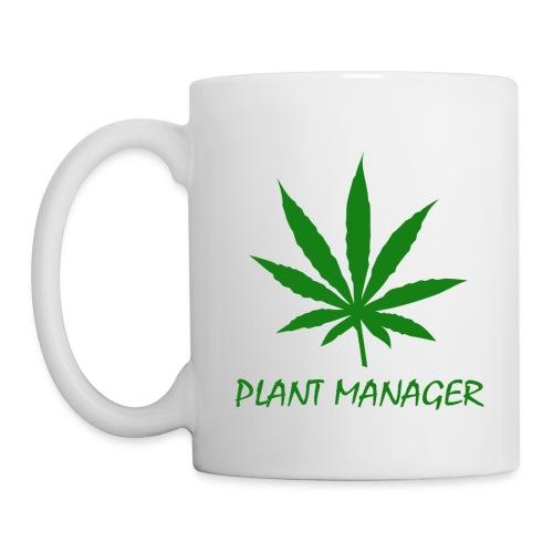 PLANT MANAGER - Kubek