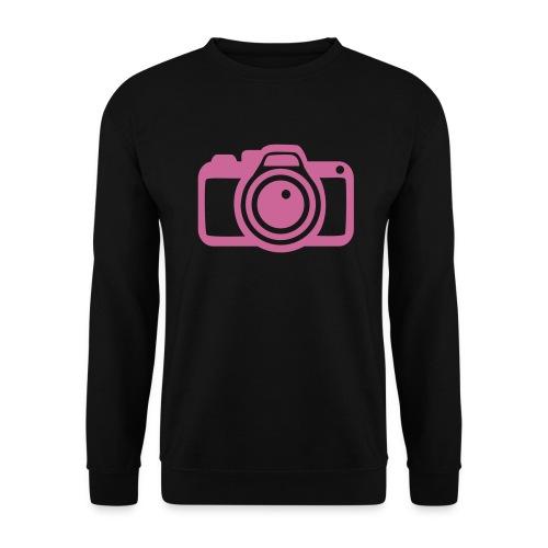 caméra - Sweat-shirt Homme