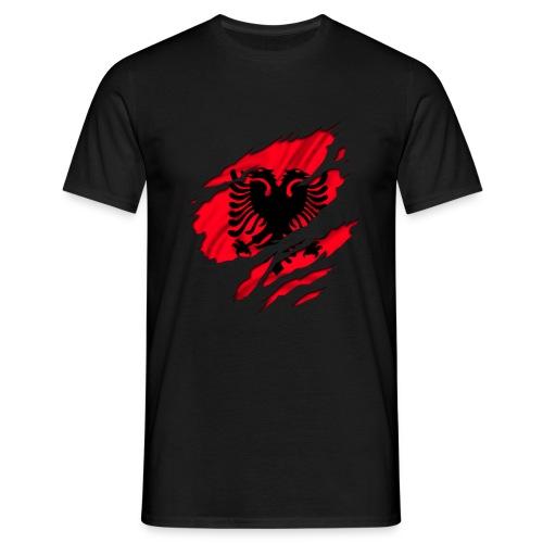T-Shirt Männer (Albanien) - Männer T-Shirt