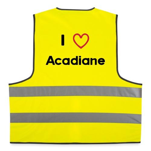 Gilet sécurité Acadiane - Gilet de sécurité