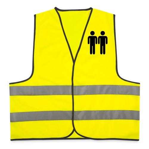 Him-Him Reflective Vest - Reflective Vest