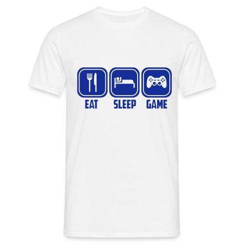 Life of a gamer - Mannen T-shirt