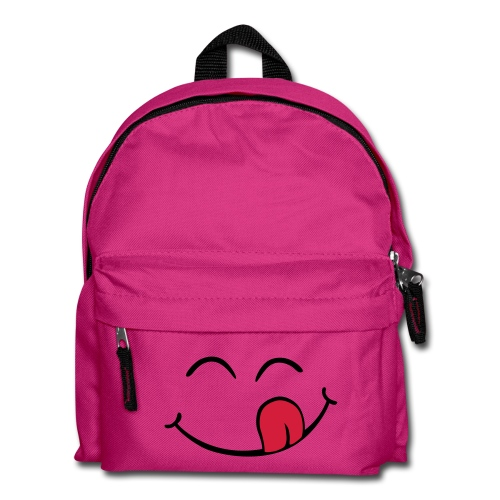 childrens rucksack with a 'cheeky' face  - Kids' Backpack