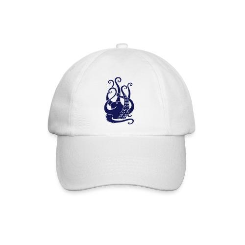 tier t-shirt oktopus krake tintenfisch tauchen taucher meer octopus scuba - Baseballkappe