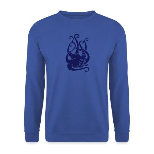 tier t-shirt oktopus krake tintenfisch tauchen taucher meer octopus scuba - Männer Pullover