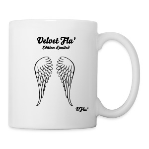 Mug Velvet Flu' - Black Fly - Tasse