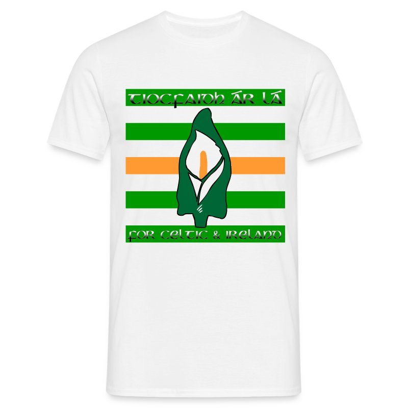 TAL Easter Lily - Men's T-Shirt