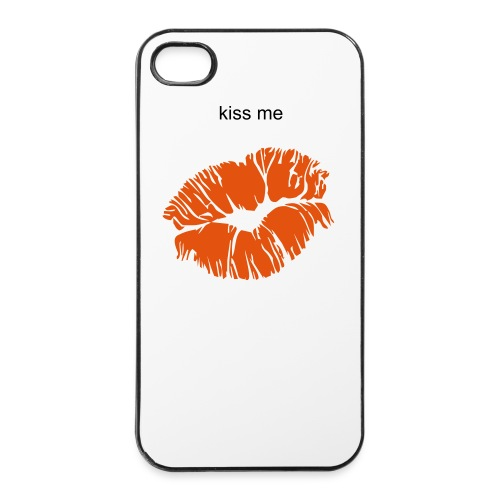 lips_Iphone4 - iPhone 4/4s hard case