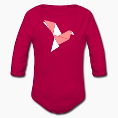 origami bird Hoodies