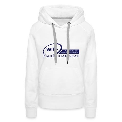 Pullover weiß (weiblich) - Frauen Premium Hoodie