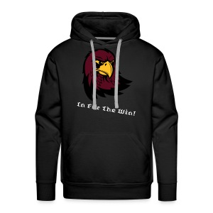 soy-fashionline - In For The Win  - Mannen Premium hoodie