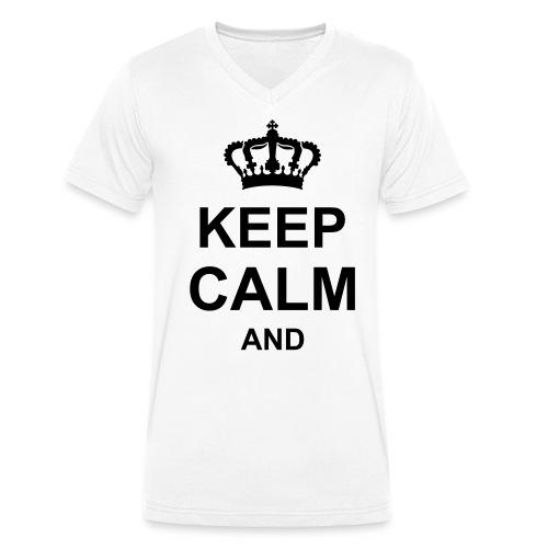 SWAG - Männer Bio-T-Shirt mit V-Ausschnitt von Stanley & Stella