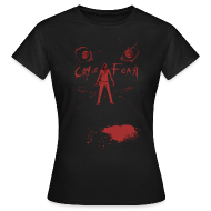 T-Shirts ~ Women's T-Shirt ~ Cry of Fear T-shirt v4 (Woman)