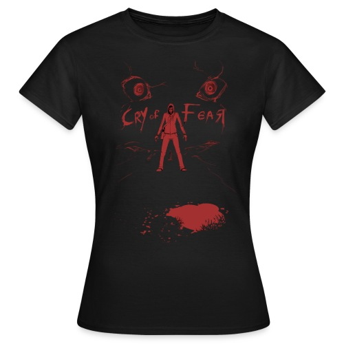 Cry of Fear T-shirt v4 (Woman) - Women's T-Shirt