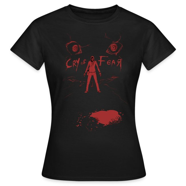 Cry of Fear T-shirt v4 (Woman)