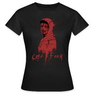 T-Shirts ~ Women's T-Shirt ~ Cry of Fear T-shirt v5 (Woman)