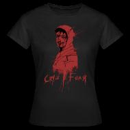 T-Shirts ~ Women's T-Shirt ~ Cry of Fear T-shirt v5 (Woman)