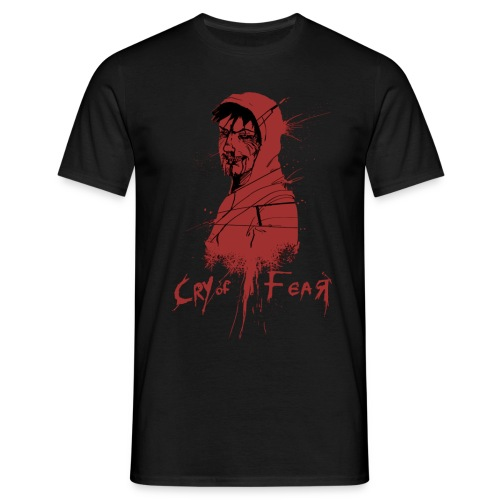 Cry of Fear T-shirt v5 - Men's T-Shirt