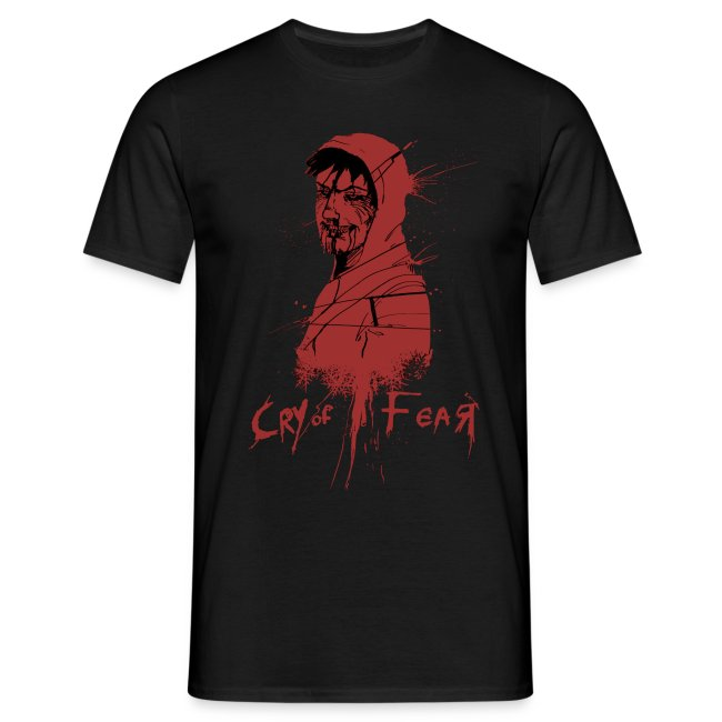 Cry of Fear T-shirt v5