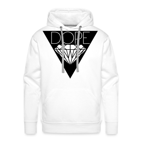 DOPE Pullover - Männer Premium Hoodie