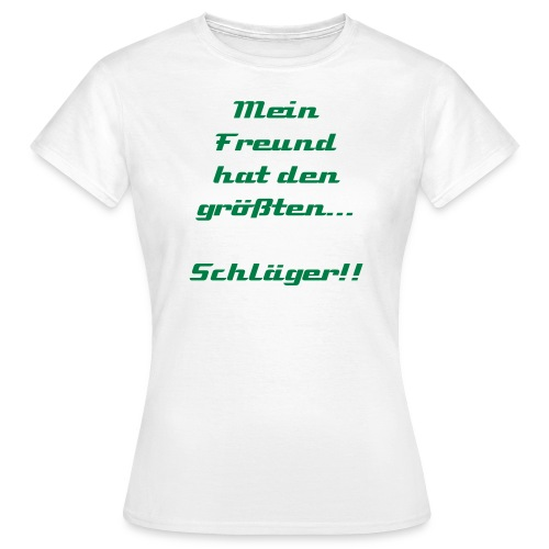 95ers Frauen Fan Shirt - Frauen T-Shirt