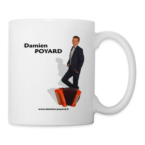Tasse Damien POYARD - Mug blanc