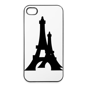 COVER PARIGI  - Custodia rigida per iPhone 4/4s