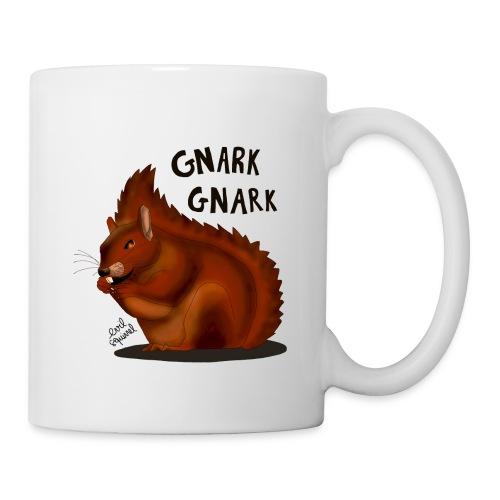 Mug Evil Squirrel - Mug blanc