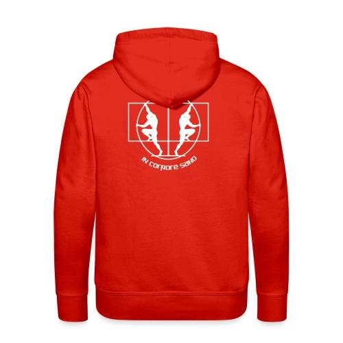 Sweat-shirt à capuche Premium pour hommes - la douceur mène à tout,Lafay Athletics,Lafay,LDMT