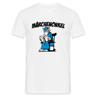 T-Shirts ~ Männer T-Shirt ~ Märchenonkel