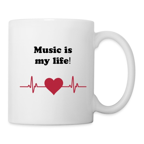 Music is my life! Beker/Mok - Mok