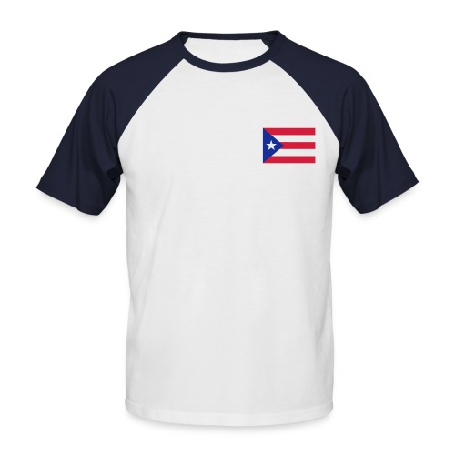 top exotique style - T-shirt baseball manches courtes Homme