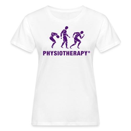 Physiotherapie Shirt Frauen - Frauen Bio-T-Shirt