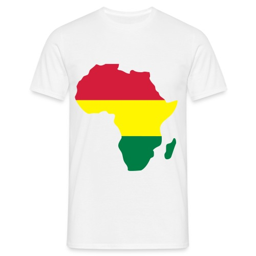 Rasta Africa Tee - Men's T-Shirt