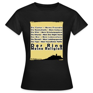 Girlie - RaR-Religion  - Frauen T-Shirt
