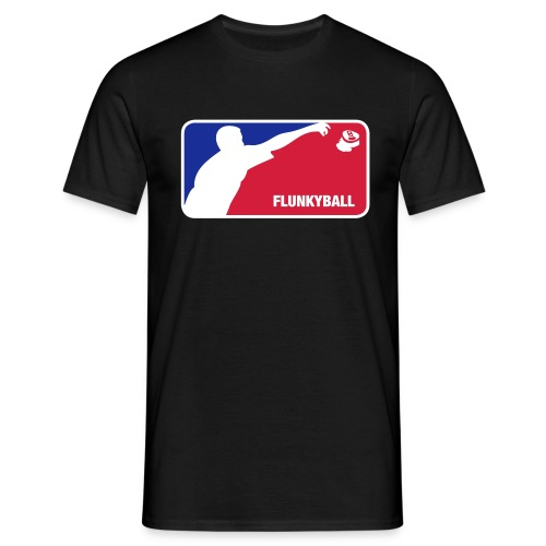 Flunkyball 1 - regular - Männer T-Shirt