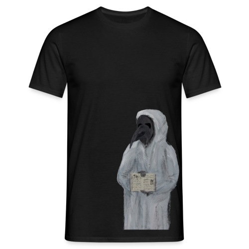 Plaguedoctor Book Men - Men's T-Shirt