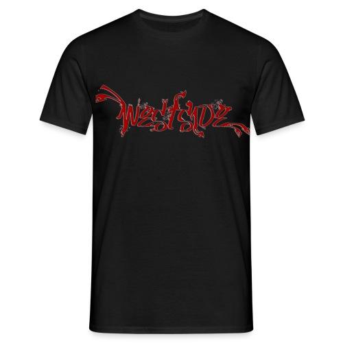 Westsideshirt-Mann - Männer T-Shirt