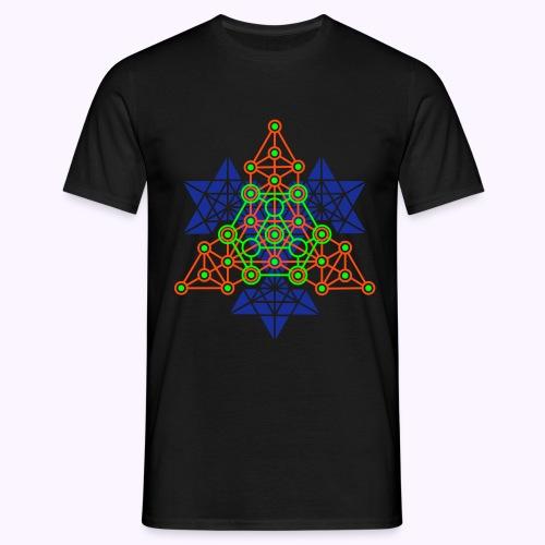 Equilibrium Tree: Men Classic Shirt - Men's T-Shirt