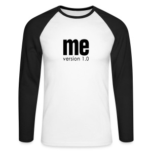 ME - T-shirt baseball manches longues Homme
