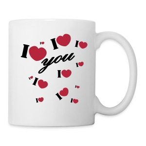 taza I love san valentin Valentine's - Taza