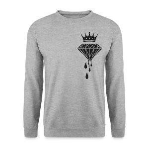 King Blood Diamond Sweater - Men's Sweatshirt