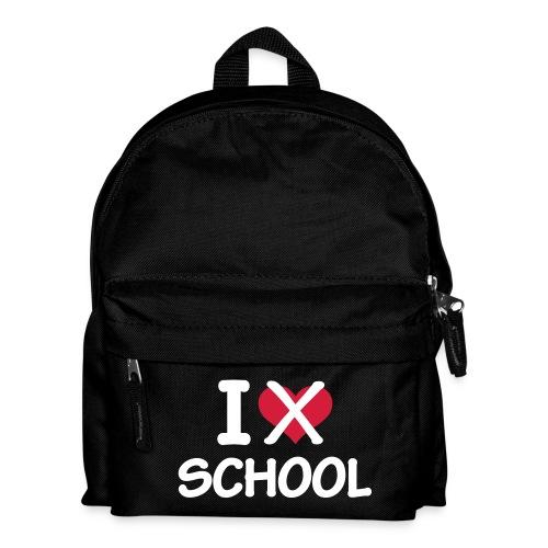 I hate school - Rugzak voor kinderen