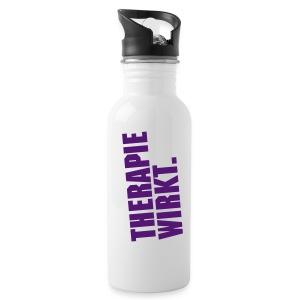 Physiotherapie Three Men Trinkflasche - Trinkflasche