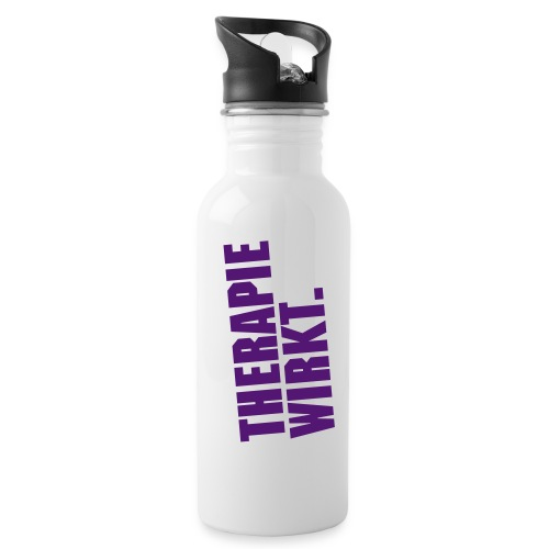 Physiotherapie Three Men Trinkflasche - Trinkflasche