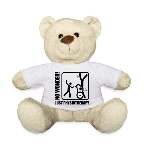Physiotherapie Stofftier / Stoffbär - Teddy